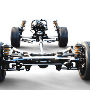 Axle/Wheels